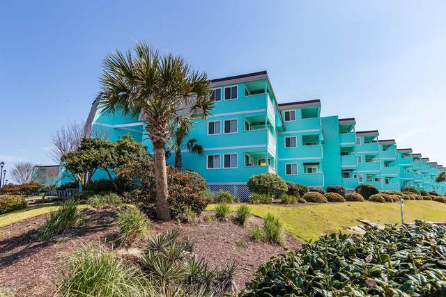 301 E Commerce Way #257, Atlantic Beach, NC 28512 (MLS #100210594) :: The Bob Williams Team