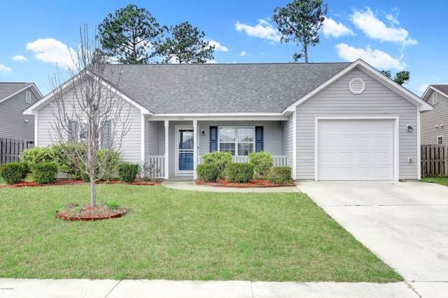 1179 Amber Pines Drive, Leland, NC 28451 (MLS #100210628) :: Berkshire Hathaway HomeServices Hometown, REALTORS®