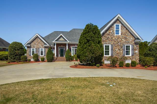 500 Golf View Drive, Greenville, NC 27834 (MLS #100210638) :: Berkshire Hathaway HomeServices Prime Properties