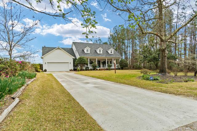 425 S Plantation Lane, Swansboro, NC 28584 (MLS #100210666) :: RE/MAX Elite Realty Group