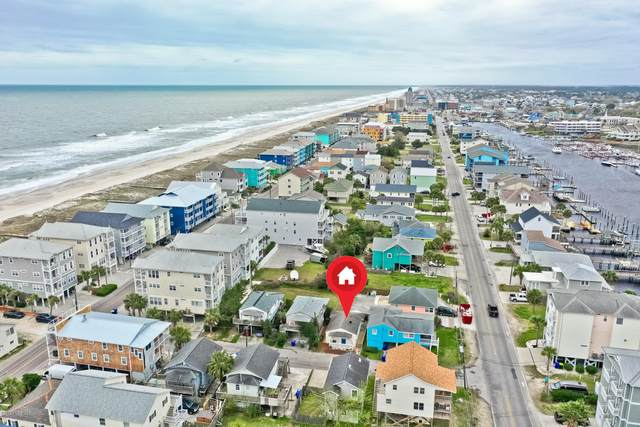 7 Sail Fish Lane, Carolina Beach, NC 28428 (MLS #100210688) :: Vance Young and Associates