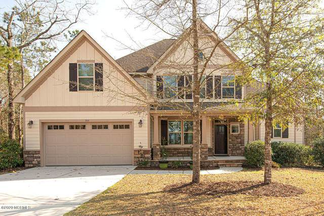 304 Leaward Trace, Swansboro, NC 28584 (MLS #100210696) :: RE/MAX Elite Realty Group