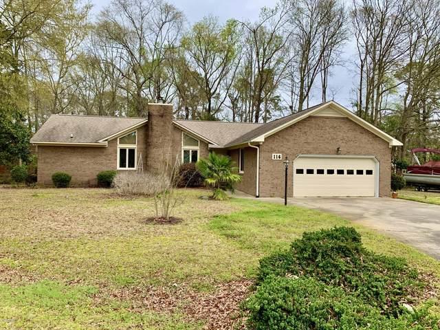 116 Gatewood Drive, New Bern, NC 28562 (MLS #100210699) :: Donna & Team New Bern