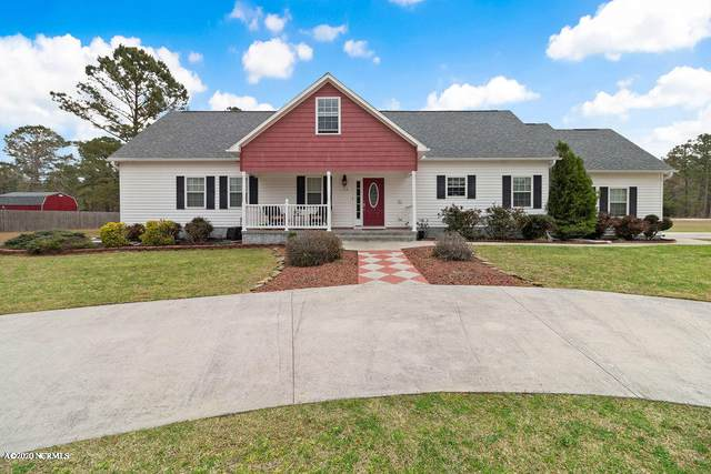123 Brians Woods Road, Maple Hill, NC 28454 (MLS #100210709) :: RE/MAX Elite Realty Group