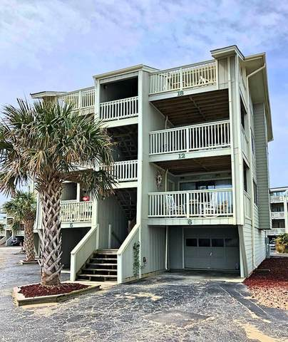 1801 Canal Drive B12, Carolina Beach, NC 28428 (MLS #100210712) :: Frost Real Estate Team