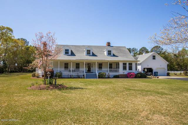 4133 Terrapin Track Road, Washington, NC 27889 (MLS #100210713) :: CENTURY 21 Sweyer & Associates