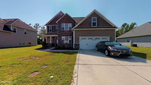 819 Solomon Drive, Jacksonville, NC 28546 (MLS #100210718) :: Lynda Haraway Group Real Estate