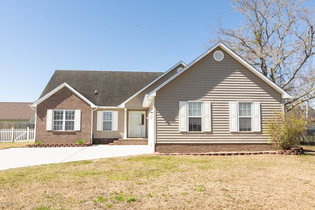 306 Dapper Dan Drive, Sneads Ferry, NC 28460 (MLS #100210731) :: The Oceanaire Realty