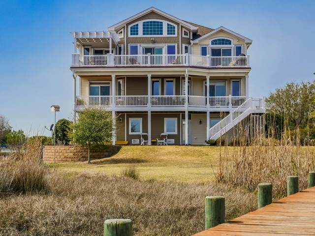 162 Big Hammock Point Road, Sneads Ferry, NC 28460 (MLS #100210741) :: The Oceanaire Realty