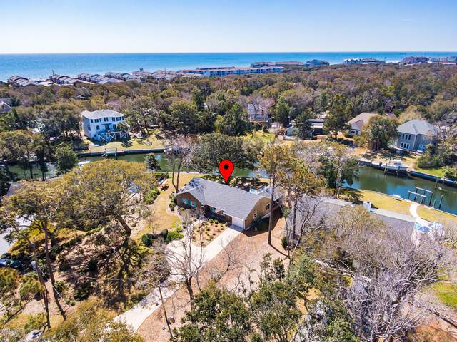 149 Loblolly Drive, Pine Knoll Shores, NC 28512 (MLS #100210802) :: Barefoot-Chandler & Associates LLC