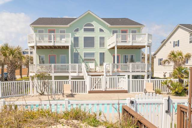 9409 Ocean Drive, Emerald Isle, NC 28594 (MLS #100210809) :: Castro Real Estate Team