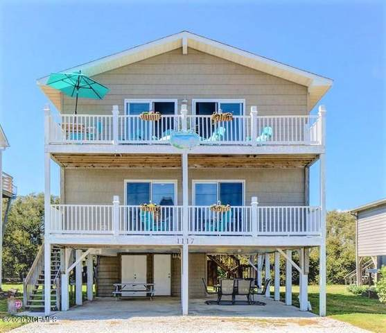 1117 S Topsail Drive, Surf City, NC 28445 (MLS #100210820) :: The Oceanaire Realty
