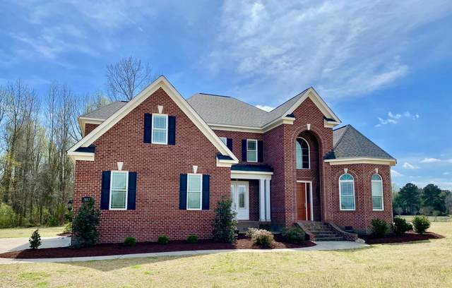 1813 Aaron Circle, Greenville, NC 27834 (MLS #100210892) :: Courtney Carter Homes