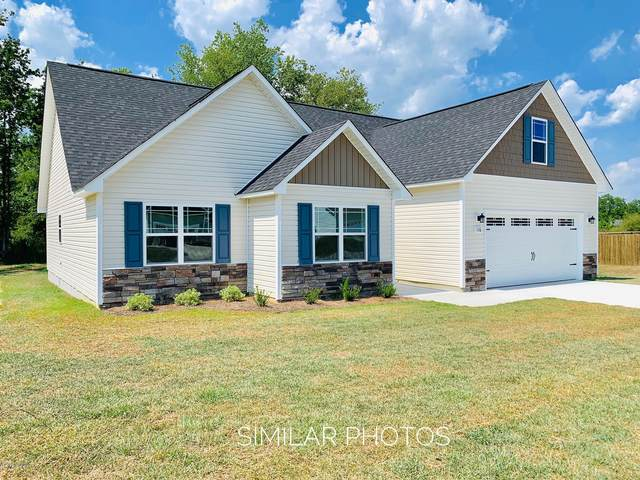 123 Heron Watch Drive, Hubert, NC 28539 (MLS #100210910) :: Coldwell Banker Sea Coast Advantage