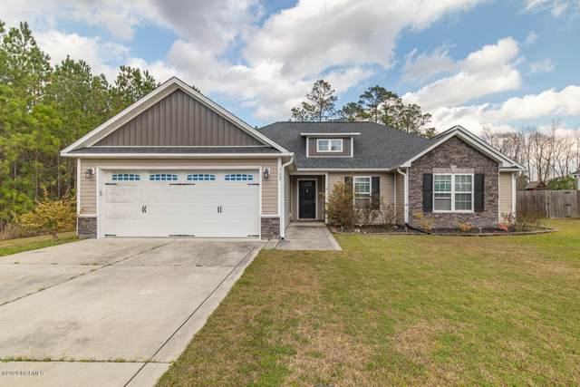 762 Radiant Drive, Jacksonville, NC 28546 (MLS #100210971) :: Lynda Haraway Group Real Estate