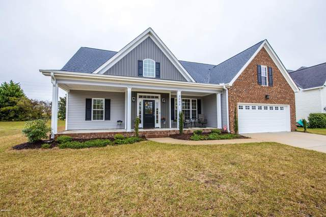 3505 Calvary Drive, Greenville, NC 27834 (MLS #100210972) :: Donna & Team New Bern