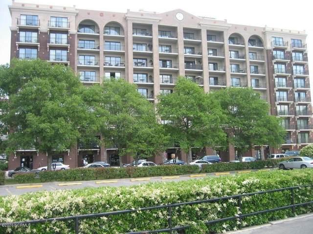 106 N Water Street 3I, Wilmington, NC 28401 (MLS #100211011) :: Thirty 4 North Properties Group