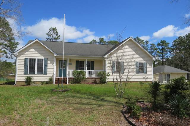 1073 Grant Circle, Southport, NC 28461 (MLS #100211015) :: Donna & Team New Bern