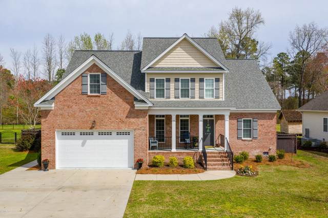 3313 Camille Drive, Winterville, NC 28590 (MLS #100211069) :: Donna & Team New Bern