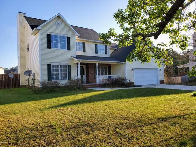 930 Commons Drive N, Jacksonville, NC 28546 (MLS #100211073) :: Lynda Haraway Group Real Estate