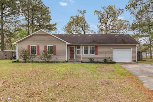 115 Carriage Hills Court, Richlands, NC 28574 (MLS #100211095) :: The Bob Williams Team