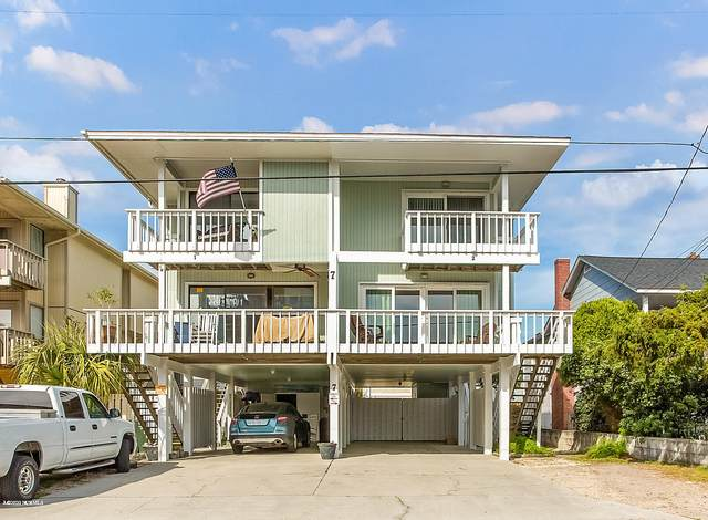 7 Sunset Avenue Unit # 2, Wrightsville Beach, NC 28480 (MLS #100211124) :: The Bob Williams Team