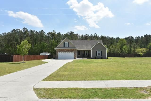 104 Murifield Drive, Jacksonville, NC 28540 (MLS #100211130) :: RE/MAX Elite Realty Group