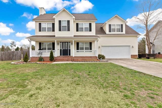 186 E Ridge Court, Jacksonville, NC 28540 (MLS #100211155) :: Castro Real Estate Team