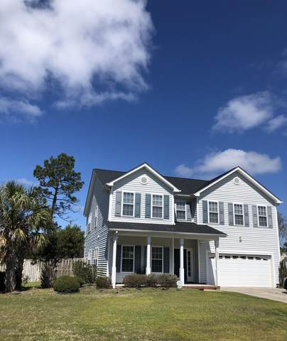 311 Bahia Lane, Cape Carteret, NC 28584 (MLS #100211177) :: Coldwell Banker Sea Coast Advantage