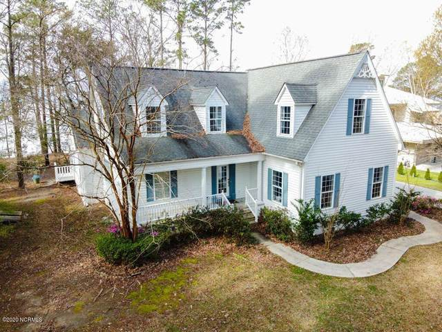 123 Indian Bluff Drive, Minnesott Beach, NC 28510 (MLS #100211188) :: Lynda Haraway Group Real Estate