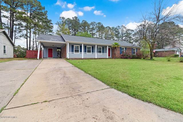 110 Cherrywood Court, Jacksonville, NC 28546 (MLS #100211193) :: Lynda Haraway Group Real Estate