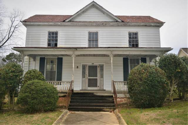 321 E Branch Street, Spring Hope, NC 27882 (MLS #100211199) :: Destination Realty Corp.