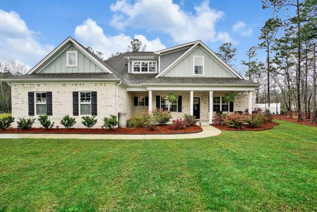100 Seascape Drive, Sneads Ferry, NC 28460 (MLS #100211212) :: The Oceanaire Realty