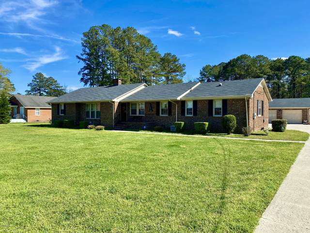 1056 Third St Ext, Robersonville, NC 27871 (MLS #100211219) :: RE/MAX Elite Realty Group