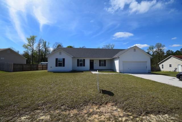 129 Camellia Creek Drive, Richlands, NC 28574 (MLS #100211227) :: The Bob Williams Team
