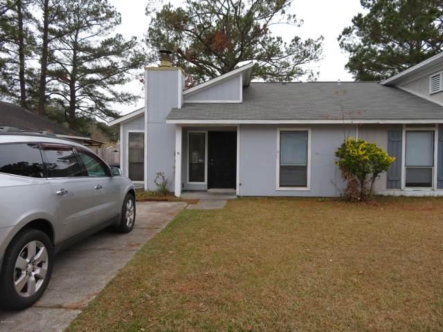 113 Village Circle, Jacksonville, NC 28546 (MLS #100211261) :: Lynda Haraway Group Real Estate