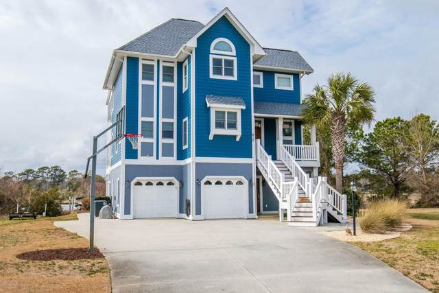 410 Safe Harbour, Newport, NC 28570 (MLS #100211262) :: Barefoot-Chandler & Associates LLC