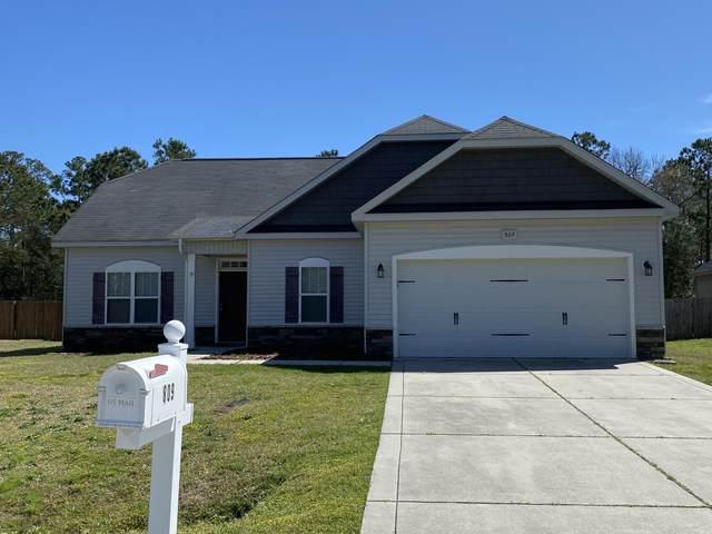 809 Lavender Court, Hubert, NC 28539 (MLS #100211266) :: Courtney Carter Homes