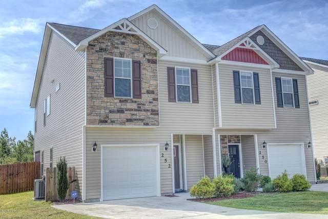 252 Currituck Drive, Holly Ridge, NC 28445 (MLS #100211268) :: RE/MAX Essential