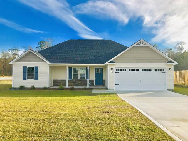 107 Easton Drive, Richlands, NC 28574 (MLS #100211285) :: RE/MAX Essential