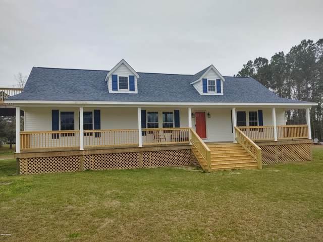 120 Nannie Lane, Stella, NC 28582 (MLS #100211289) :: Barefoot-Chandler & Associates LLC