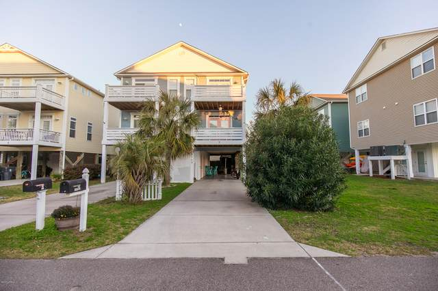 1117 Mackerel Lane #2, Carolina Beach, NC 28428 (MLS #100211305) :: Vance Young and Associates