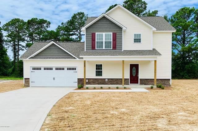 201 Buckeye Court N, Jacksonville, NC 28540 (MLS #100211340) :: RE/MAX Essential