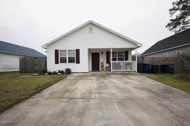 129 Sanders Street, Jacksonville, NC 28540 (MLS #100211353) :: Vance Young and Associates
