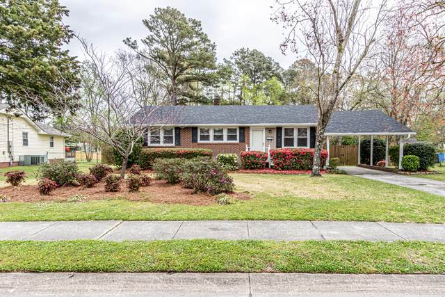 1014 Decatur Road, Jacksonville, NC 28540 (MLS #100211354) :: Vance Young and Associates
