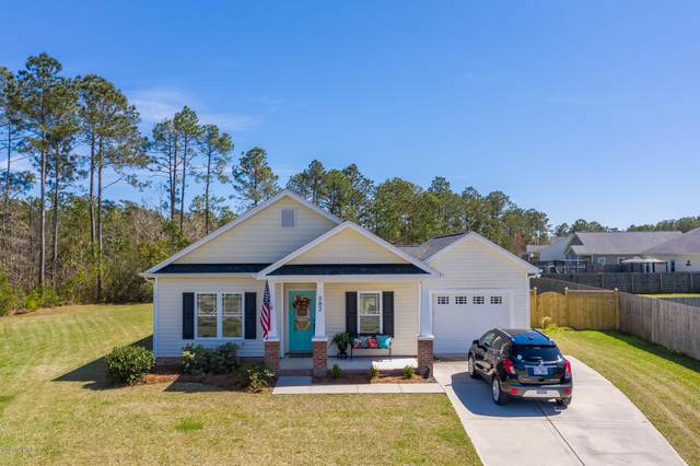 502 Sommerville Court, Swansboro, NC 28584 (MLS #100211362) :: RE/MAX Elite Realty Group