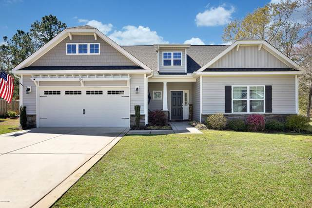 306 Red Cedar Drive, Sneads Ferry, NC 28460 (MLS #100211368) :: Frost Real Estate Team