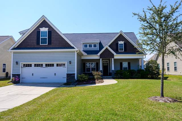 4162 Cinnamon Run, New Bern, NC 28562 (MLS #100211379) :: The Bob Williams Team