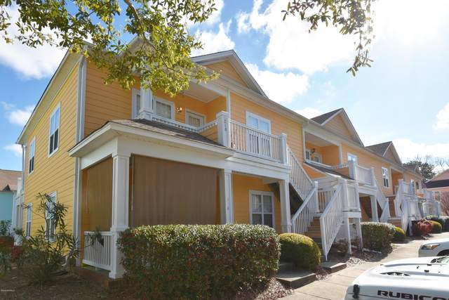 2312 Wrightsville Avenue #117, Wilmington, NC 28403 (MLS #100211381) :: RE/MAX Essential