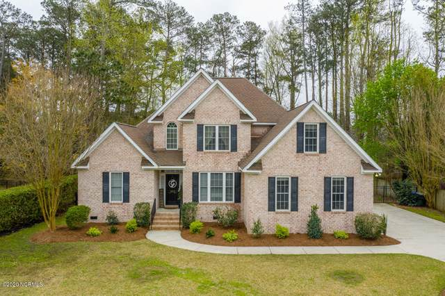 1612 Bloomsbury Road, Greenville, NC 27858 (MLS #100211386) :: Donna & Team New Bern